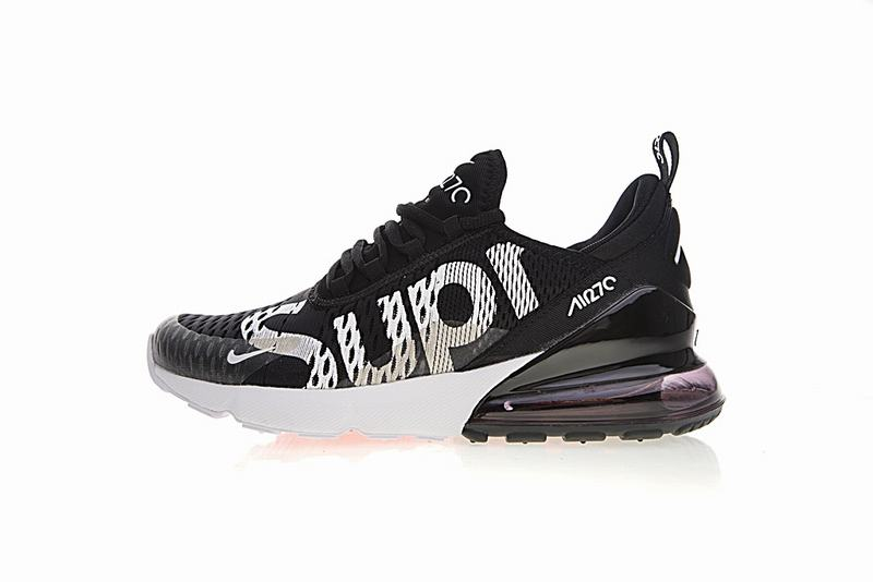 Supreme x Nike Air Max 270 black white AH8050-001